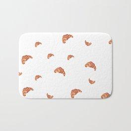 Croissants Bath Mat