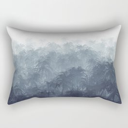 Jungle Haze Rectangular Pillow