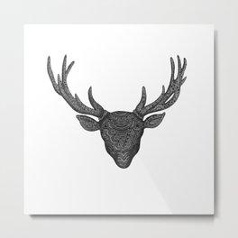 Kronhjort Metal Print