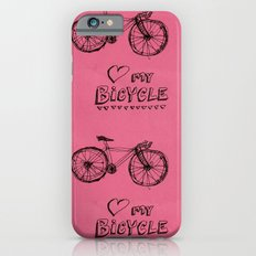 Love my Bicycle iPhone 6s Slim Case