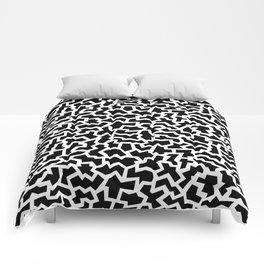 Geo Giraffe Comforters