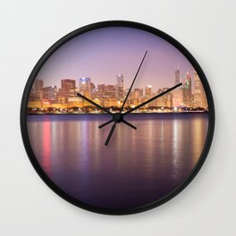 Sweet Dreams Chicago Wall Clock