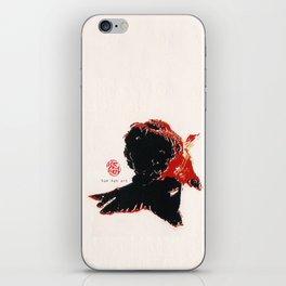 Gold Fish 3 iPhone Skin