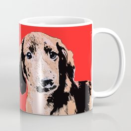 """Twist and Shout"" ~ Dachshund, Weiner Dog, Doxie, everywhere!   Coffee Mug"