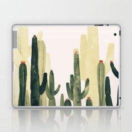 Green Cactus 4 Laptop & iPad Skin