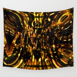 & gold Wall Tapestry