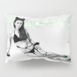 Lady geek Pillow Sham