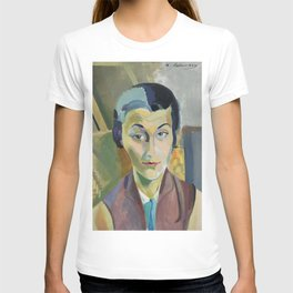 "Robert Delaunay ""Portrait of Maria Lani"" T-shirt"