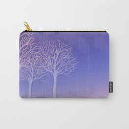Woodland in Winter Carry-All Pouch