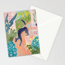 la belette Stationery Cards