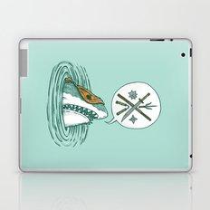 The Ninja Shark Laptop & iPad Skin