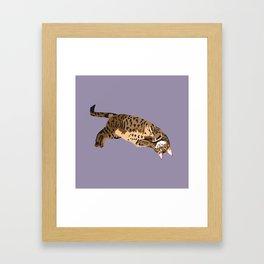 Roxy Framed Art Print