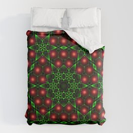 Christmas Patterns Comforters