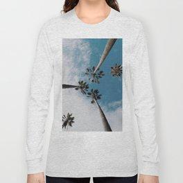 Palm Tree Summer Fun Long Sleeve T-shirt
