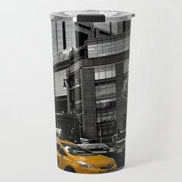 New York taxi Travel Mug