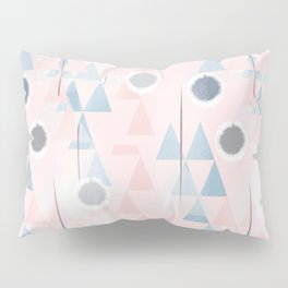 Peaks and Pools Pillow Sham