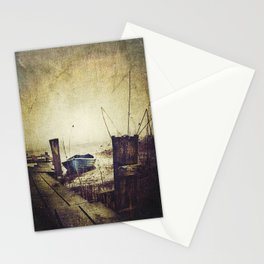 Rugged fisherman Stationery Cards