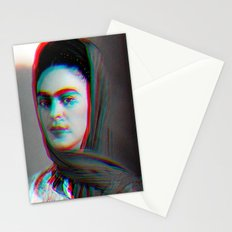 FRIDA KAHLO 3D2 Stationery Cards