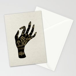 Palmistry Stationery Cards