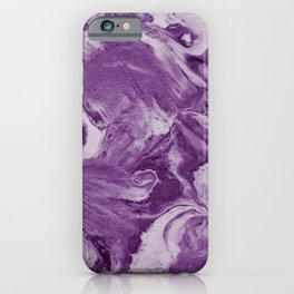 accidental iris royal iPhone Case