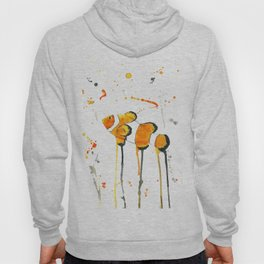 Clownfish - Watercolor Painting Hoody