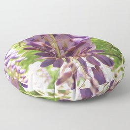 Purp Floor Pillow