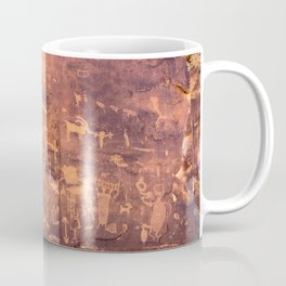 Ancient Rock_Art Panel 0619 - Utah Coffee Mug