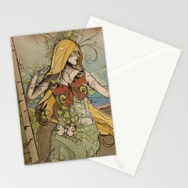 Anastasia II Stationery Cards