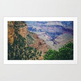The Grand Outdoors Art Print