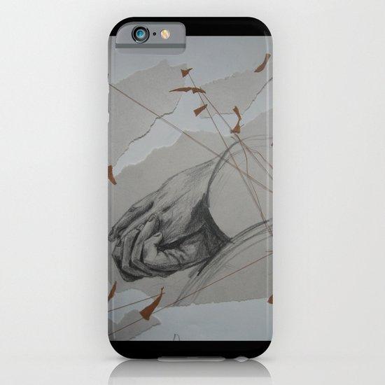 Holding On iPhone & iPod Case