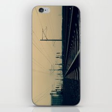 To nowhere 02 iPhone & iPod Skin