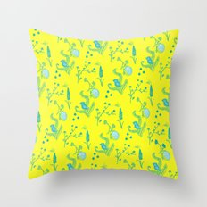Design Based in Reality Throw Pillow