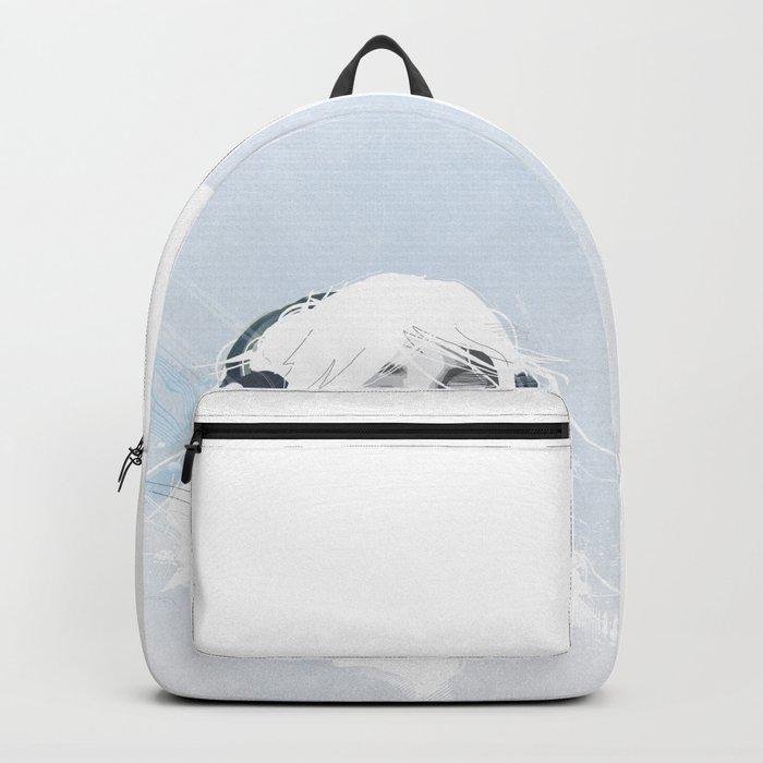 Headphone Girl v2 Backpack