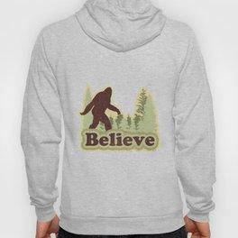 Bigfoot Believe Hoody