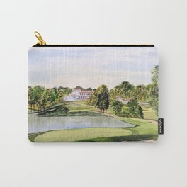 The Congressional Golf Course 10th Hole Carry-All Pouch