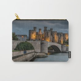 Conwy Castle by Lamplight Carry-All Pouch