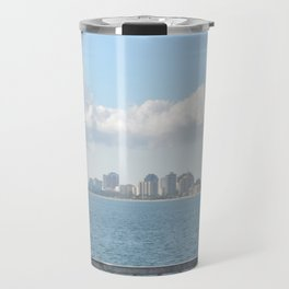 Seaside City Harmony Travel Mug