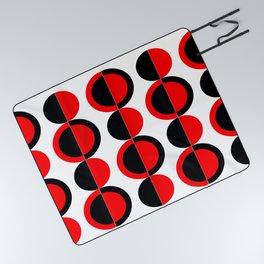 Mod Circles Picnic Blanket