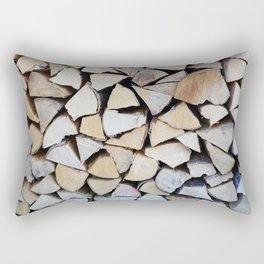 Ready for Winter Rectangular Pillow