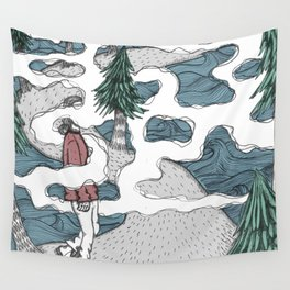 The Road Wall Tapestry