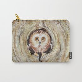 Owly Carry-All Pouch