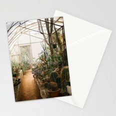 Desert Cactus and Succulent Garden, Palm Springs Stationery Cards