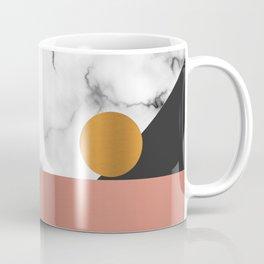 Marble & metals Coffee Mug