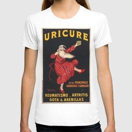 Vintage poster - Uricure T-shirt