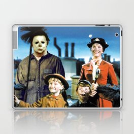 Michael Myers in Mary Poppins Laptop & iPad Skin