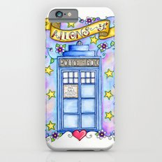 Doctor Who TARDIS Allons-y! iPhone 6s Slim Case