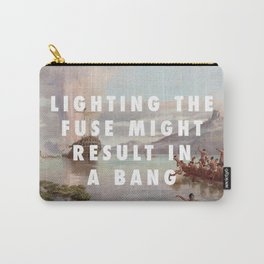 Lighting the Boyd Carry-All Pouch