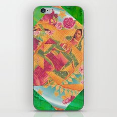 Our Lady Of Guadalupe II iPhone & iPod Skin