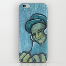 composer iPhone Skin