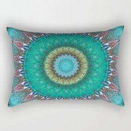 Mandala source of life Rectangular Pillow